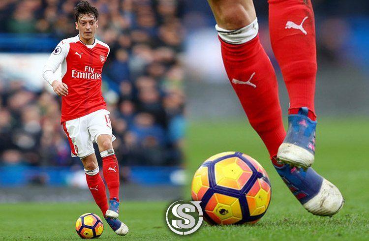 Mesut Ozil (Arsenal) - adidas ACE 17+ PureControl