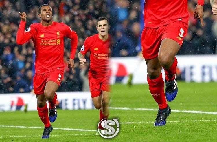 Wijnaldum (Liverpool) - adidas ACE 17.1
