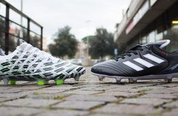 Adidas vs Puma: evoPower Camo