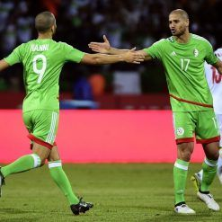 Algeria divisa away 2017