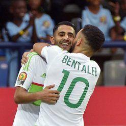 Font maglia Algeria 2017
