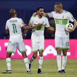 Maglia Algeria Coppa d'Africa 2017 adidas