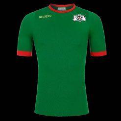 Seconda maglia Burkina Faso 2017