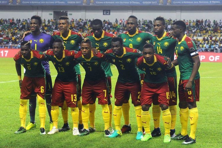 Camerun kit 2017 Coppa d'Africa