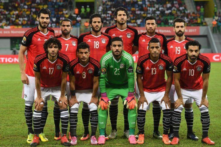 Kit Egitto Coppa d'Africa 2017