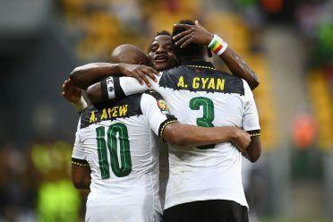 Font Ghana kit 2017 Puma