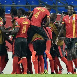 Font Uganda kit 2017