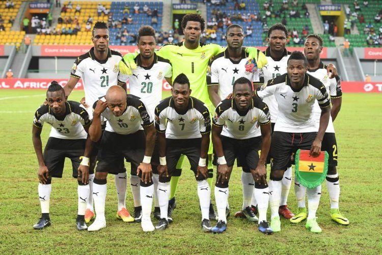 Kit Ghana 2017 Puma