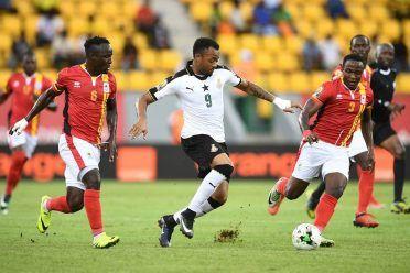 Maglia Ghana Coppa d'Africa 2017 Puma