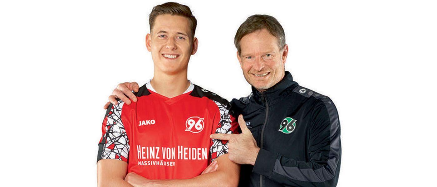 Hannover 96, Maglia Speciale Coppa di Germania 2017