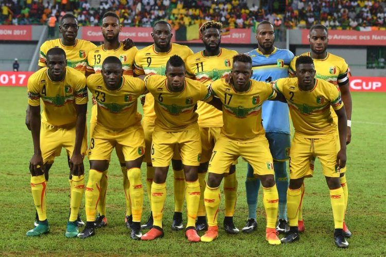 Kit Mali 2017 Coppa Africa