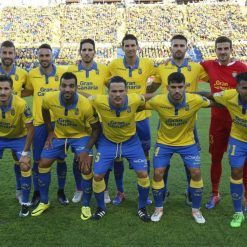 Kit Las Palmas home 2016-17