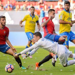 Maglia portiere Las Palmas bianca 2016-17