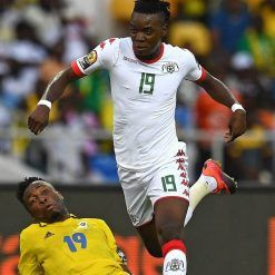 Maglia Burkina Faso Coppa d'Africa 2017 Kappa