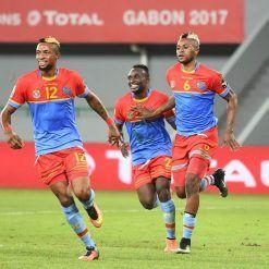 Maglia Congo 2017 Coppa d'Africa