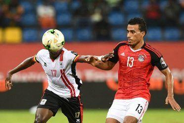 Maglia Egitto Coppa d'Africa 2017