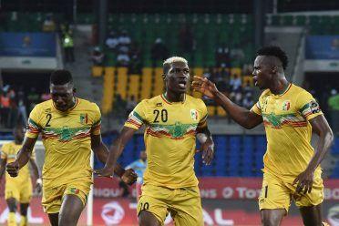 Maglia Mali Coppa d'Africa 2017