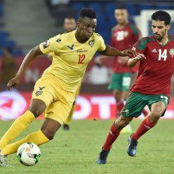 Maglia Togo Coppa d'Africa 2017 Macron