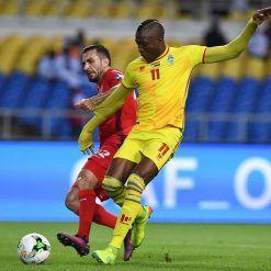 Maglia Zimbabwe Coppa Africa 2017