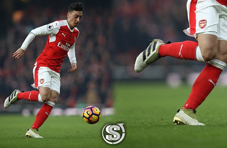 Mesut Ozil (Arsenal) - adidas ACE 16+ PureControl