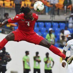 Divisa away Togo 2017
