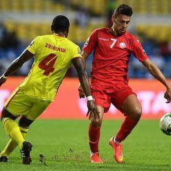 Seconda maglia Tunisia 2017 Coppa d'Africa