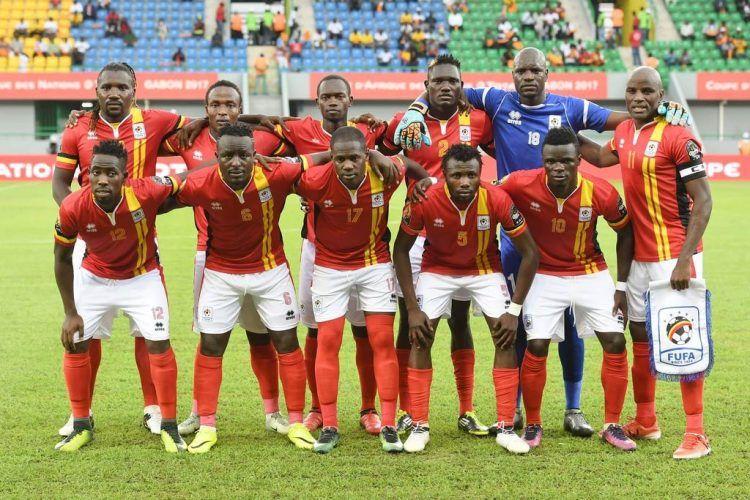 Kit Uganda 2017 Coppa d'Africa