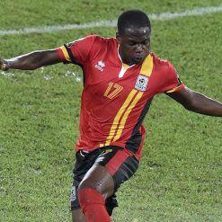 Maglia Uganda Coppa d'Africa 2017 Erreà