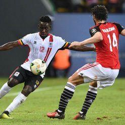 Seconda maglia Uganda 2017 Coppa d'Africa