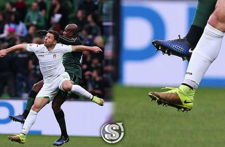 Aleksandr Sukhov (FC Ufa) - Nike Mercurial Superfly IV