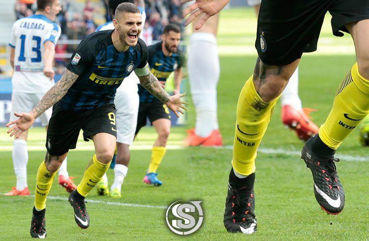 Mauro Icardi (Inter) - Nike HyperVenom Phantom 3 DF
