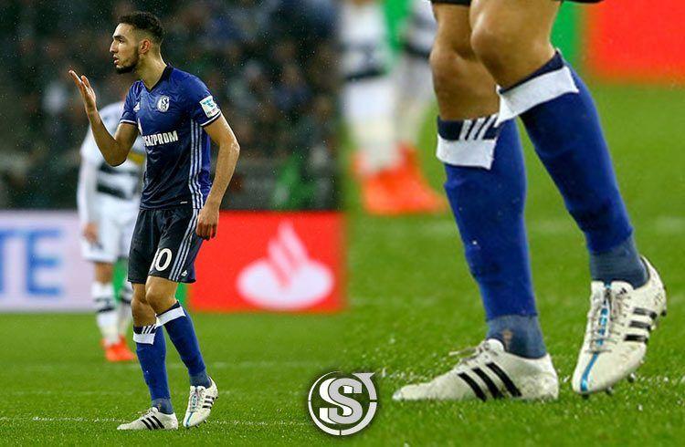 Nabil Bentaleb (Shalke 04) - adidas 11pro