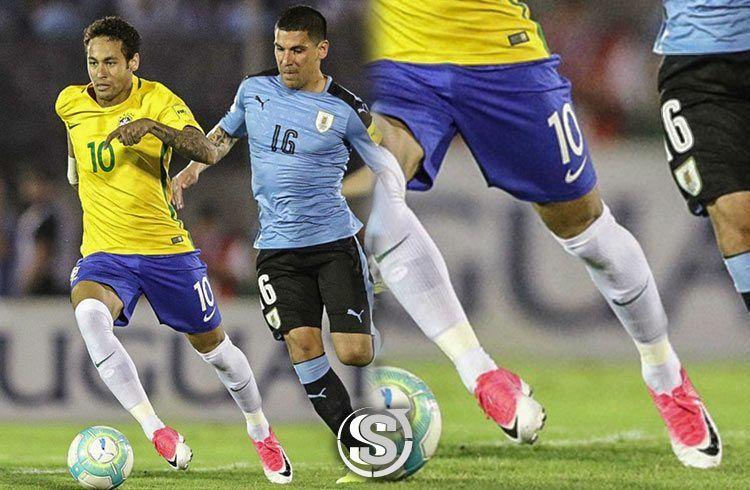 Neymar (Brasile) - Nike Mercurial Vapor XI