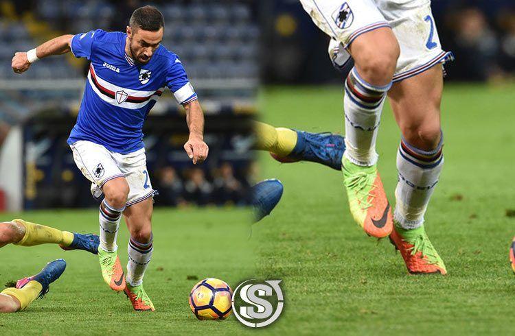 Fabio Quagliarella (Sampdoria) - Nike HyperVenom Phantom 3 DF
