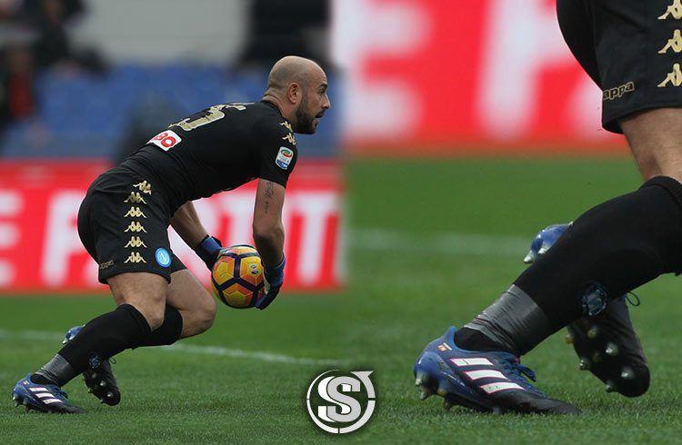 Pepe Reina (Napoli) - adidas ACE 17.1