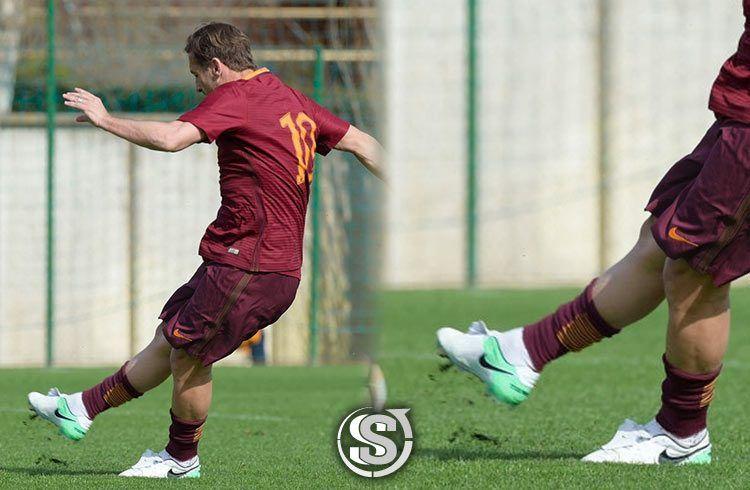 Francesco Totti (Roma) - Nike Tiempo Legend VI