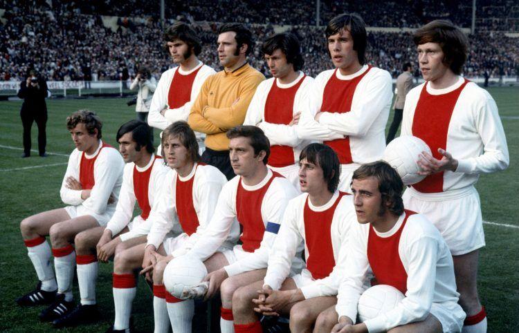 Ajax, Finale Coppa dei Campioni 1970-1971
