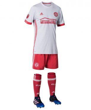 Seconda maglia Atlanta United 2017