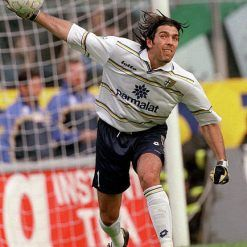 Maglia bianca Buffon Parma 1998-99