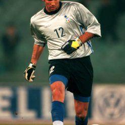 Buffon maglia Italia 1998 grigia