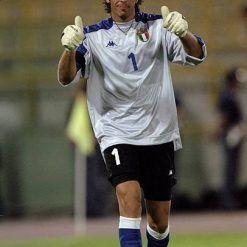 Buffon maglia Italia 1999 KappaBuffon maglia Italia 1999 Kappa