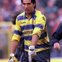 Buffon maglia Parma 1998-99 gialloblù