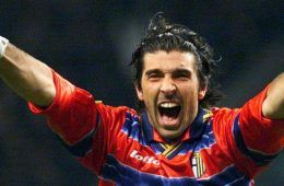 Buffon maglia Parma 1998-99