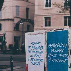La campagna pubblicitaria Puma-Marsiglia