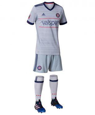 Seconda maglia Chicago Fire 2017 MLS