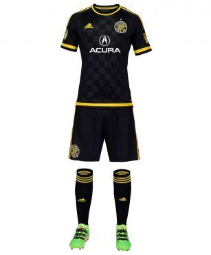 Divisa away Columbus Crew 2017