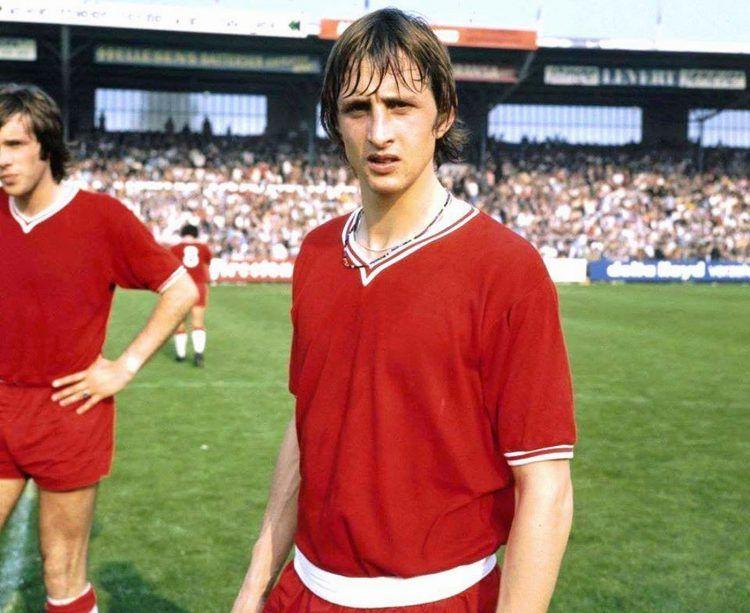 Johan Cruijff, Ayax Away 1970-1971