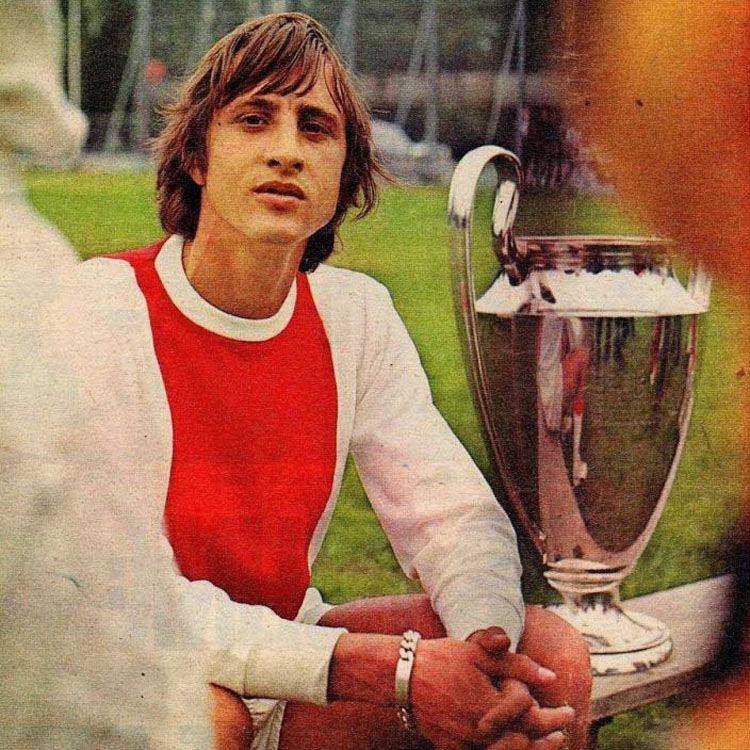 Johan Cruijff, Ajax, Coppa dei Campioni
