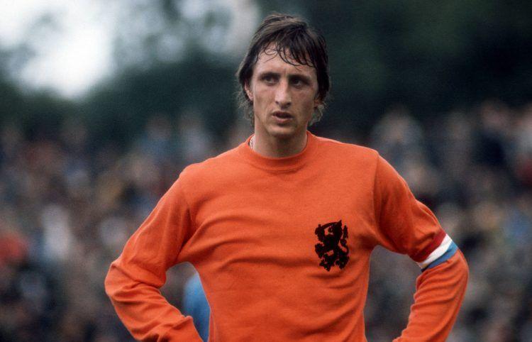 Johan Cruijff, Olanda, Anni 1970