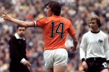 Johan Cruijff, Olanda, Mondiali 1974, Font